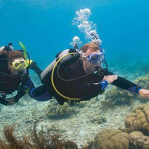PADI Unterwasser Navigation Kurs