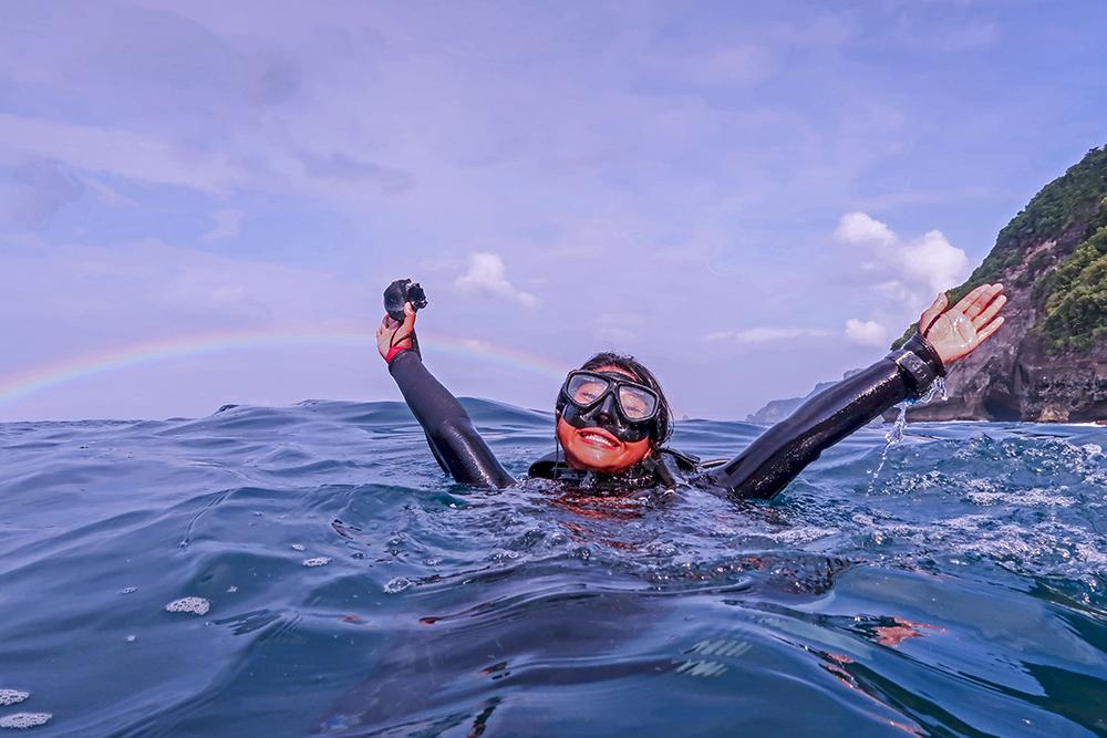 Happy Diver Bali