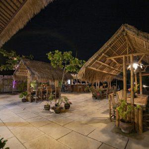 Resort at night 16