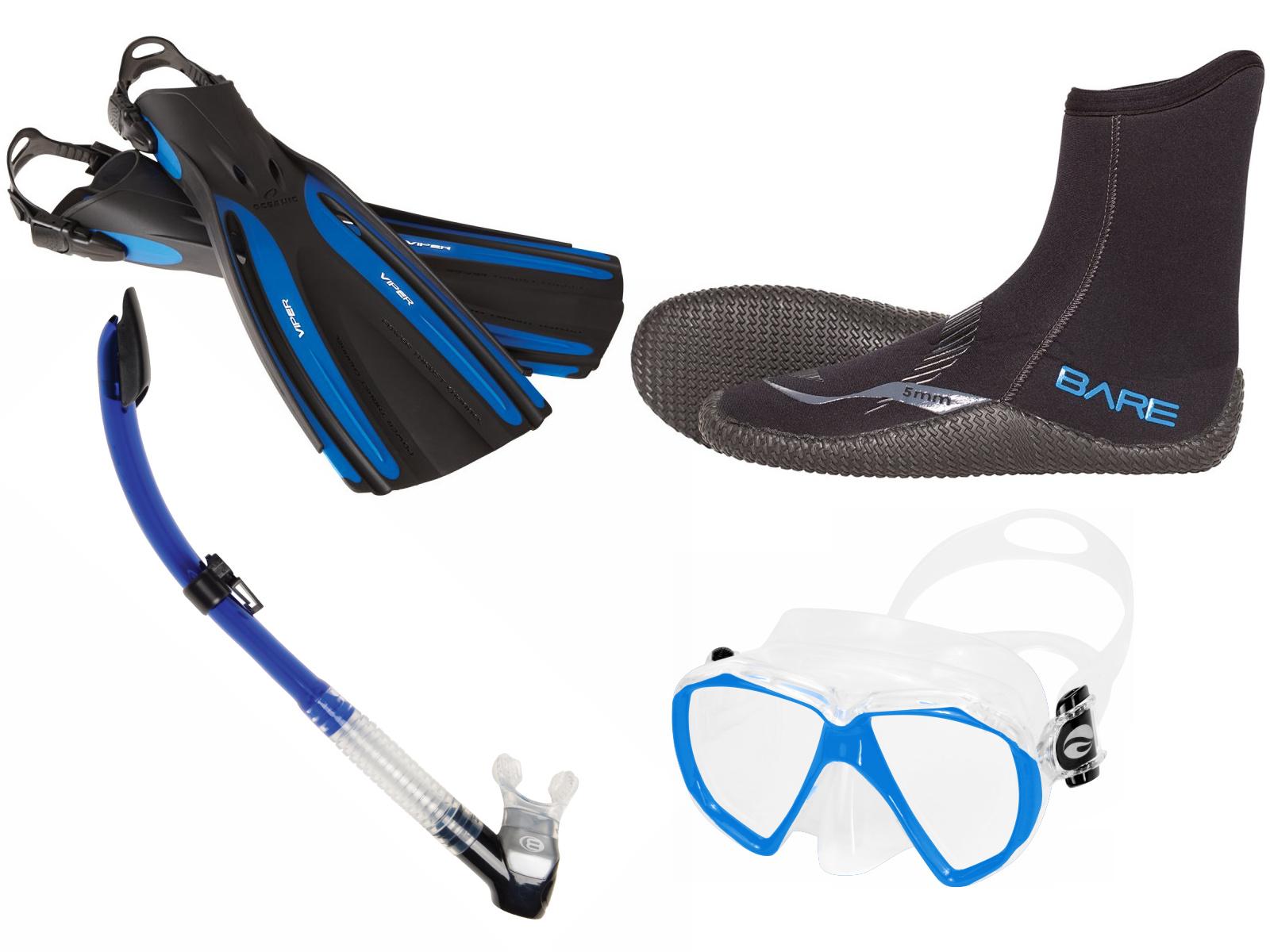 ABC - Ausrüstungsset blau